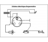Ammeter 30A induction