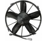 Ventilateur 24v Diamètre EXT 331mm Aspirant