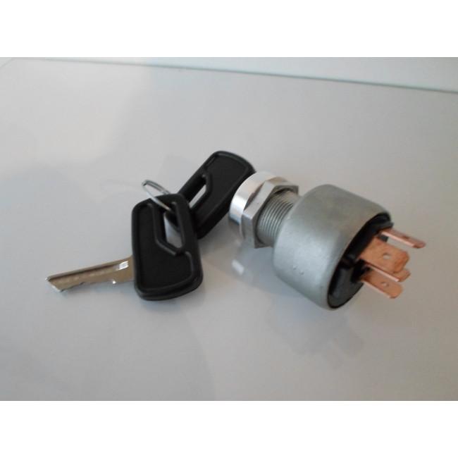 Interrupteur à clef métal ON-OFF