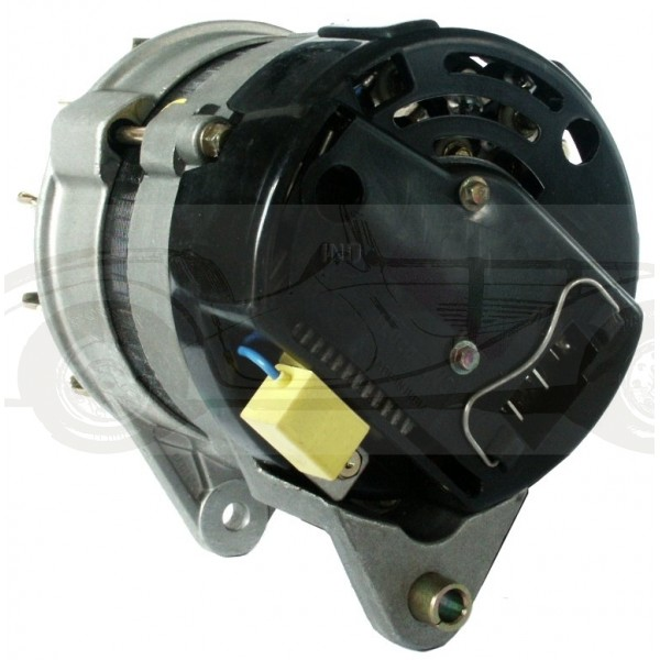 Alternator 36Amp 15ACR / 16ACR / 17ACR / 18ACR kind Lucas LRA100 / on lucas a127 alternator, lucas alternator parts, lucas alternator cross reference, lucas alternator testing, lucas alternator connections,