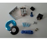 Kit thermostat for fan