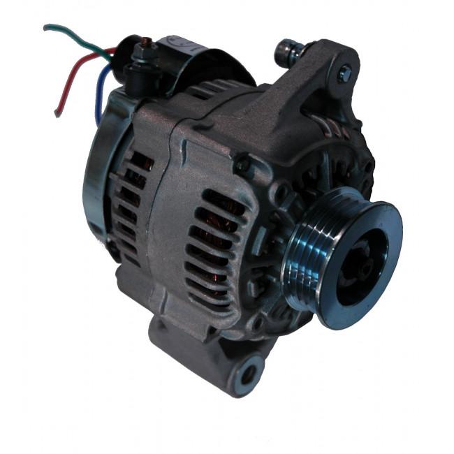 Alternateur adaptable 12V - 120Amp (entraxe 148)