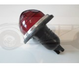 Sidelight / fire stop round