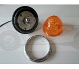 Orange blinkend 41mm Feuer