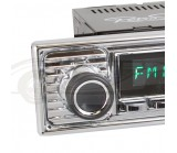 Autoradio Rétrosound Model 2 type Chrome