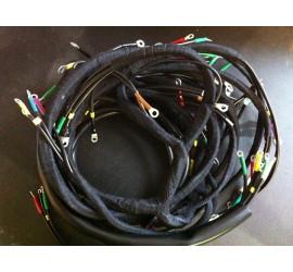 Faisceau électrique complet Simca 8 - 1100, fil coton