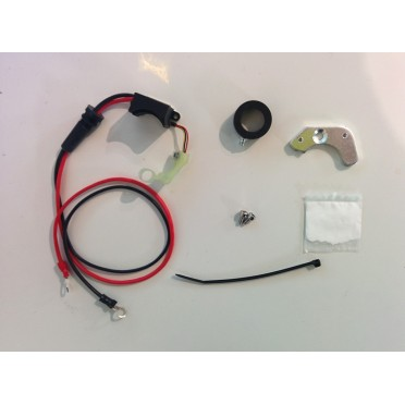 Electronic Ignition Kit Citroën Traction 7 or 11 to 4 cylinders