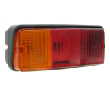 Rear lamp right side without license illumination