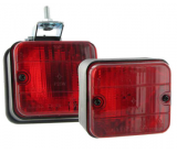 red rear fog light to ask 87 x 77 x 52