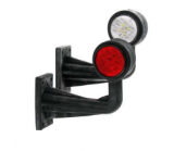 LED gauge right elbow fire