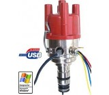 Programmable electronic ignition for 6 cylinder Lucas igniter