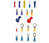 Assortiment de 160 cosses