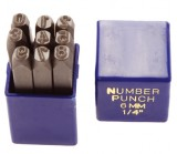 Figure Punch Set, 2.5 mm