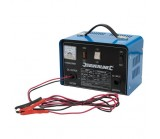 Battery Charger with 12 / 24V batteries from 25 to 135 Ah